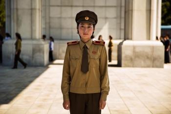 Униформа − распространённое явление в Северной Корее.
