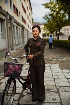 Велосипеды − самый популярный транспорт.