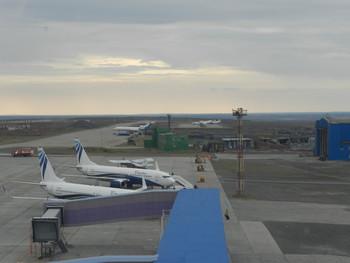 норильск аэропорт фото
